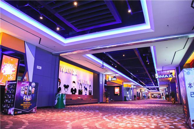 内蒙古通辽万达电影城-罗远翔的设计师家园-其他风格,电影院