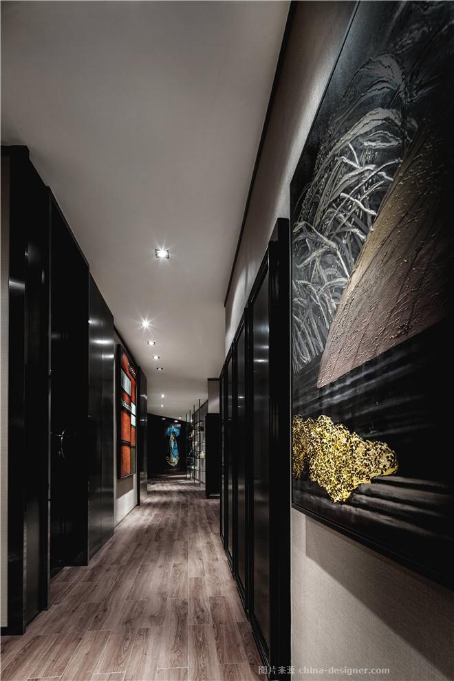 喜悦臻品-吴青青的设计师家园-中餐厅,新中式,闲静轻松,沉稳庄重