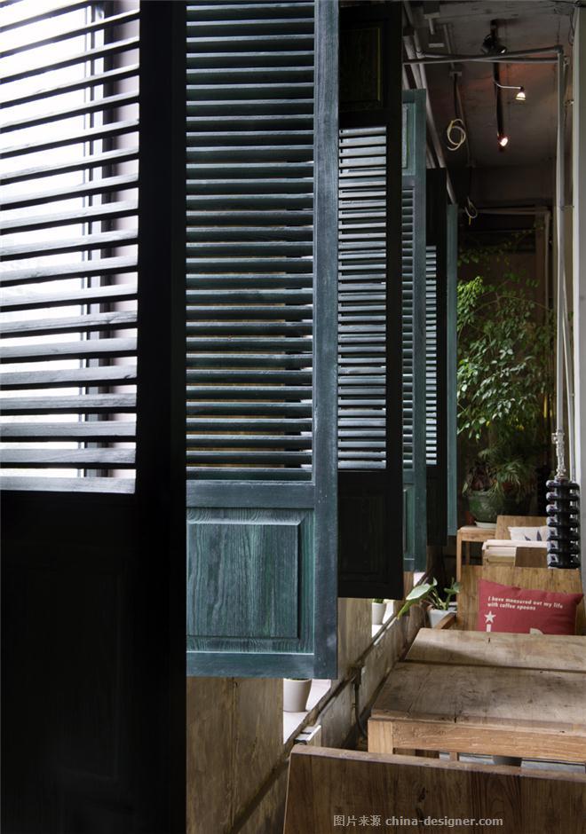 一点咖啡-竹子的曲线美-王继周的设计师家园-西餐厅,其他风格,原生态,青春活力,闲静轻松