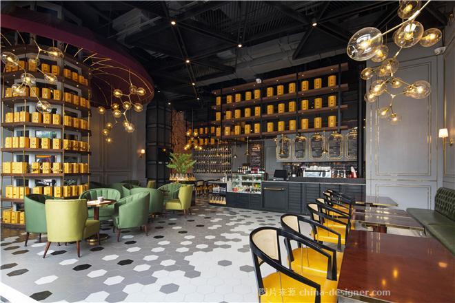 Joy House Café-华翔的设计师家园-现代简约,其他                                                                                                ,黄色,灰色