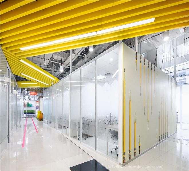 优客工场-李怡明的设计师家园-公共区,现代简约,年度行业推动奖