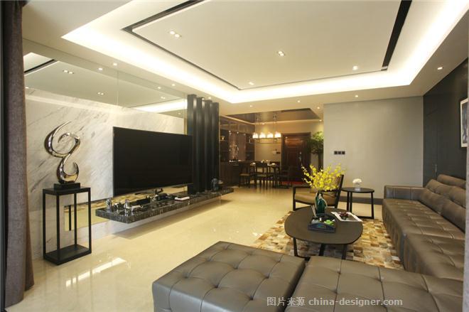气宇空间-兰凯的设计师家园-平房,后现代主义,闲静轻松,白色