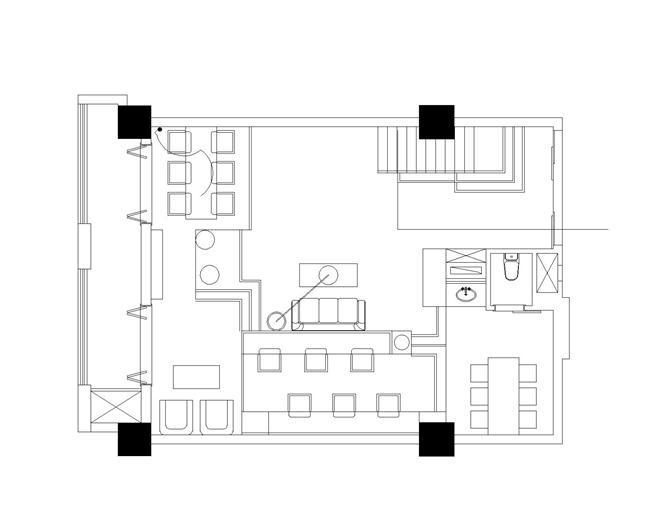 OSD工作室-钟莉的设计师家园-办公区,欧式,灰色