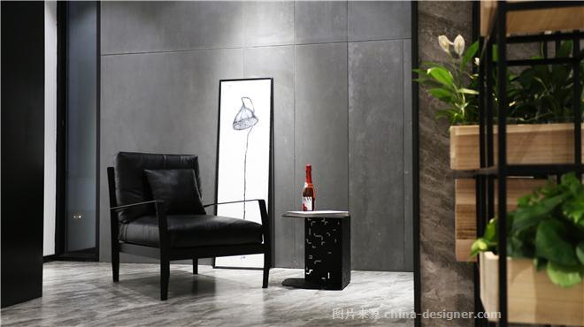杜尚发型-吴昊洋的设计师家园-现代简约,绿色,黑色,黄色,白色