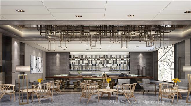 祥云里销售中心-华翔的设计师家园-售楼处,新中式,灰色