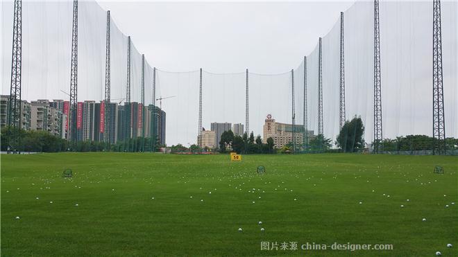 深圳碧海湾高尔夫翡翠铭汇练习场-薛文康的设计师家园-高尔夫会所,东南亚,闲静轻松,绿色,黄色