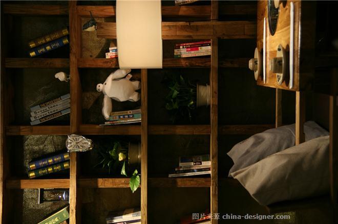 遇见辣魅火锅餐厅-张京涛的设计师家园-火锅店,混搭,闲静轻松,绿色,棕色