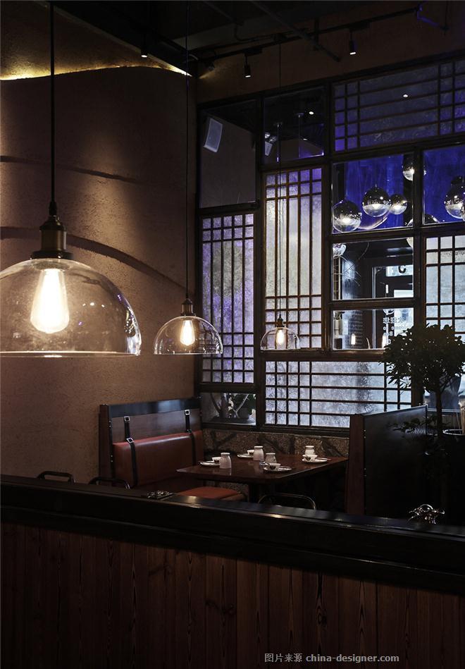 四先生.湘玖煲-王晓儒的设计师家园-农家菜,民族风格,闲静轻松,棕色