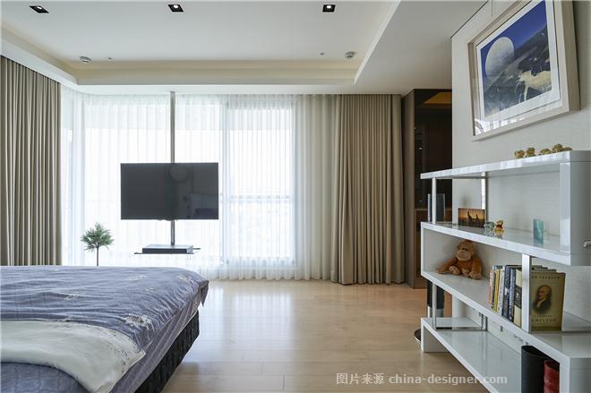 ��c�-太�O-�亲��的设计师家园-三居,现代简约,简约大气,其他颜色,黑色,白色