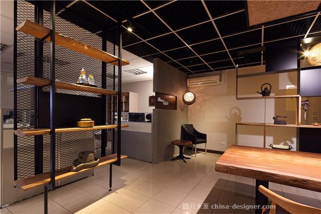 台��-�_�A�O�台北�k公室-��P明的设计师家园-办公区,LOFT,其他风格,�p工�I,�F代人文,沉稳庄重