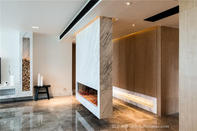 台北印象-杨航的设计师家园-三居,其他风格,黑色,白色