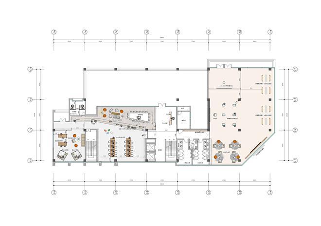杭州梦想小镇展厅及示范办公区设计-熊涛的设计师家园-展览馆,公共区,现代简约,简约大气,闲静轻松,灰色,白色