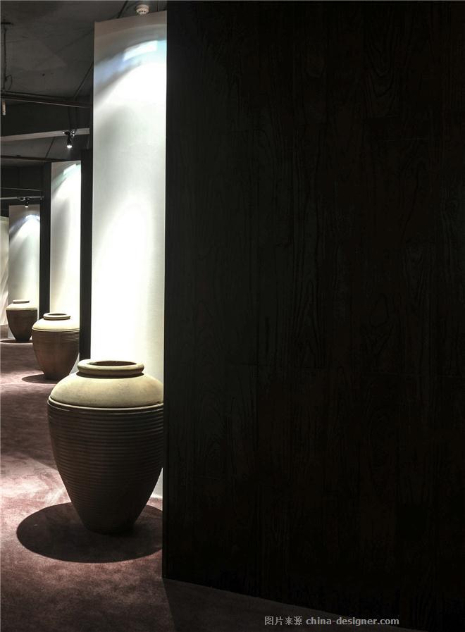 长沙回归-798装饰设计工程公司「禅茶文化馆」的设计师家园-办公区,其他风格,奢华高贵