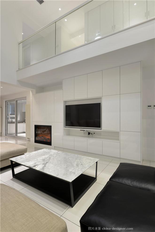 香格里嘉园-瞿铁奇的设计师家园-商务酒店,其他风格,白色