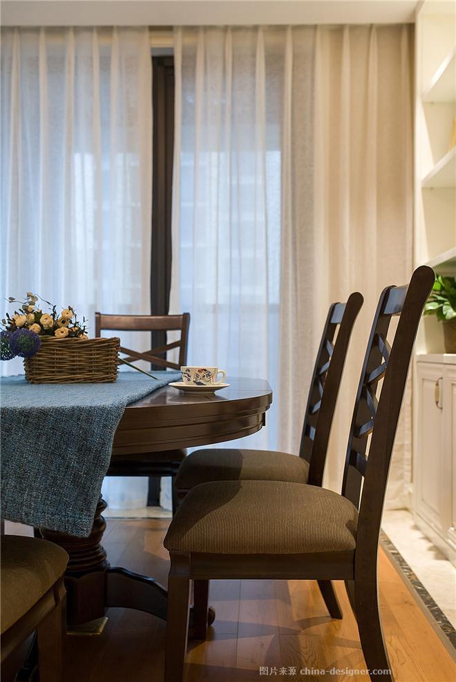 新绿城生活-谢立城的设计师家园-三居,简美风格,白色,闲静轻松