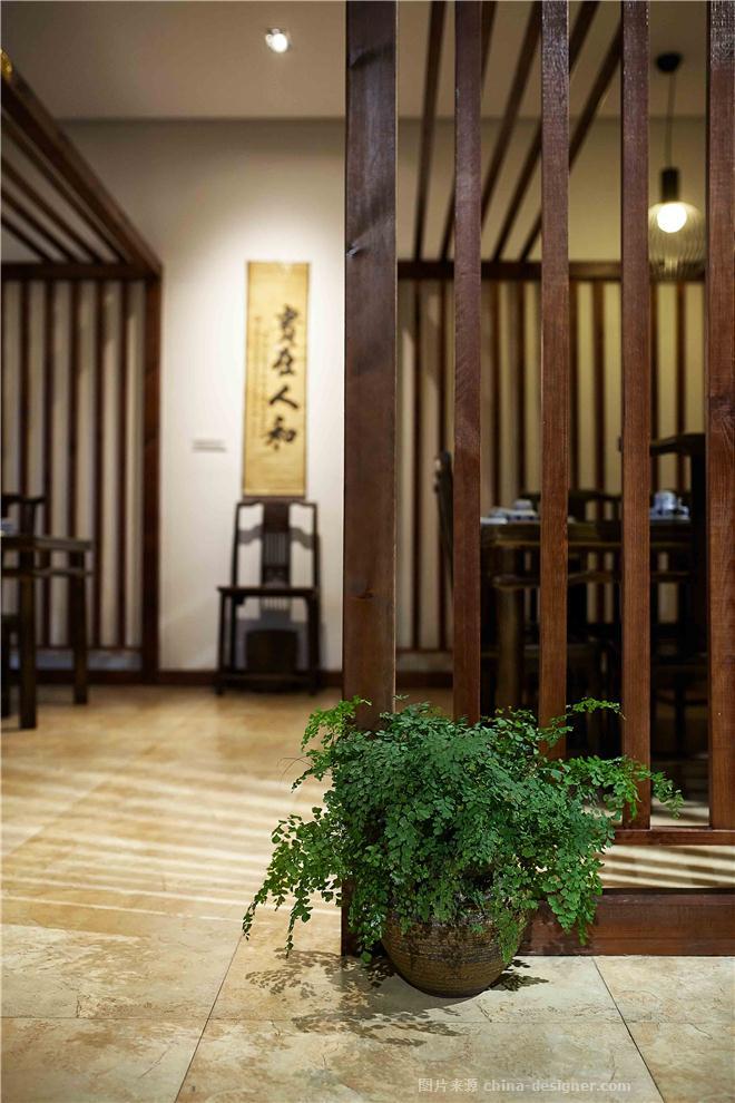老菜谱餐厅(低成本改装)-谢立城的设计师家园-中餐厅,新中式,闲静轻松