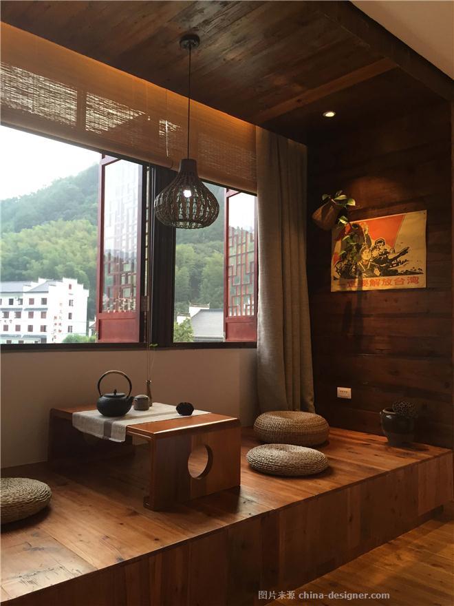 利山莲舍(民宿)-谢立城的设计师家园-田园,闲静轻松