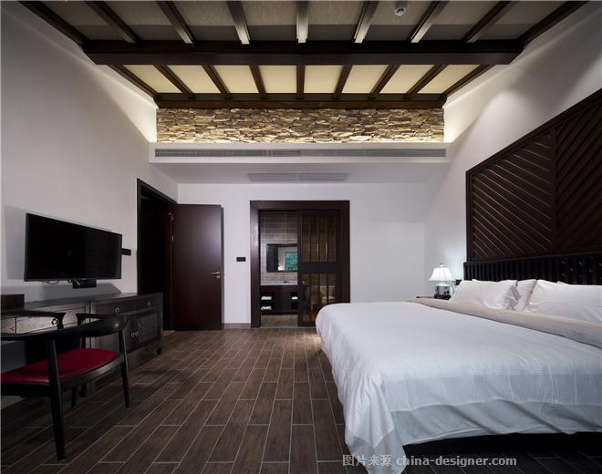 清凉寨-张纪中的设计师家园-度假酒店,新中式,闲静轻松