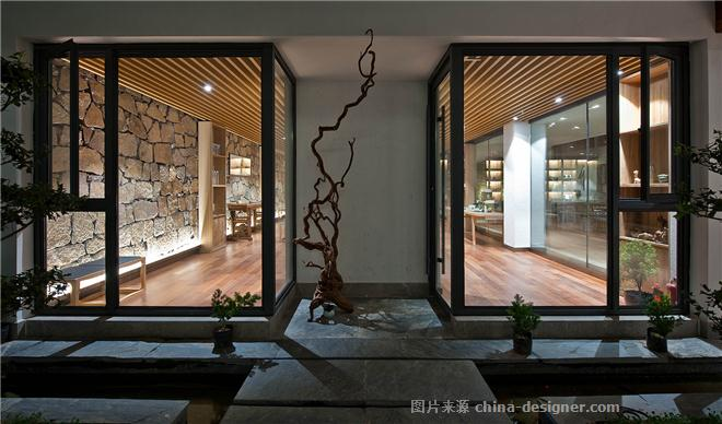 武汉外度假酒店-余微微的设计师家园-主题酒店,度假酒店,新中式,朴门永续