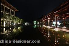 广东禅泉度假酒店-龙伟基的设计师家园-度假酒店,新中式,闲静轻松,奢华高贵