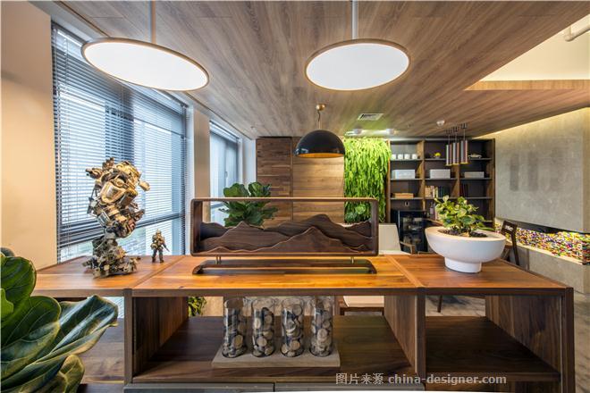 新办公主义-孙一鸣的设计师家园-办公区,现代简约,科技智能,青春活力
