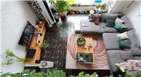 设计师家园-北京东四环120平米Loft工业时代