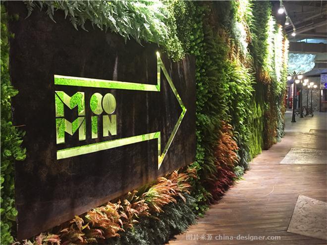 【室内文创街区设计】合肥姆咪谷-珠海空间印象建筑装饰设计有限公司的设计师家园-购物中心/商业综合体,请选择,青春活力,空间印象,室内文创街区设计,姆咪谷