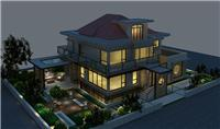 设计师家园-黄岛-别墅