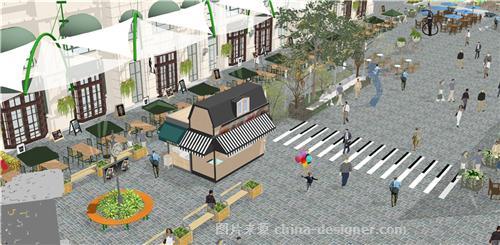 体验式商业街改造设计―常州天鹅湖音乐小镇-珠海空间印象建筑装饰设计有限公司的设计师家园-其他                                                                                                ,综合商场/商城,购物中心/商业综合体,其他风格,绿色,青春活力