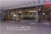 设计师家园-潍坊高密水沐汤泉韩式洗浴设计