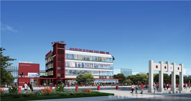 创客城规划设计―寻梦顺德,第一码头的重生-珠海空间印象建筑装饰设计有限公司的设计师家园-其他风格,其他气氛,紧凑灵活,白色,红色