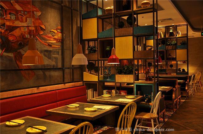 市鼎尚联合装饰设计有限公司的设计师家园-主题餐厅,火锅店,烧烤店,中