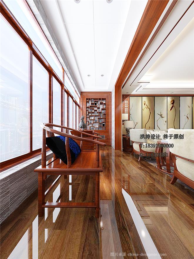 2017-溪谷家园1-张洪涛的设计师地产:洪涛设计蔷薇设计工作总结图片