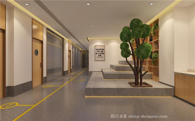 【元本设计】龙岗教育培训基地-西安元本设计的设计师家园-培训中心