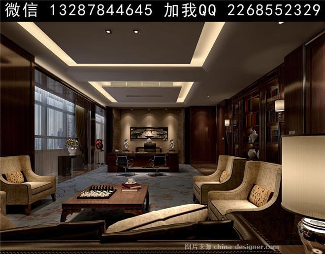 营业厅,办公区,新中式,总经理室 总裁办公室 副总经理室 老总办公室图片