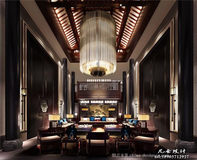 鹤壁度假酒店设计官网-河南省郑州市凡舍建筑装饰设计有限公司的设计