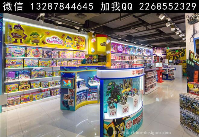 工艺礼品店 玩具专卖店 动物玩具 玩具专柜 超市内景 玩具体验店