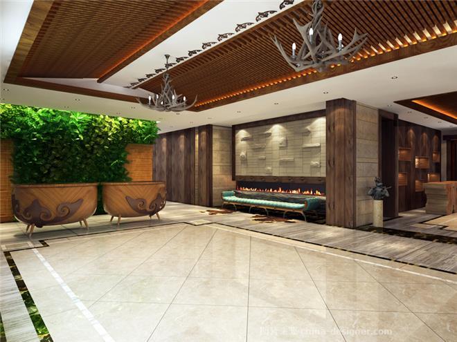 M|蒙元生态酒店-郝国良的设计师家园-客栈民宿,度假酒店,民族风格,原生态