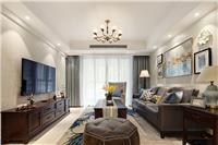 设计师家园-117�O雅致美式公寓・许你一世岁月静好