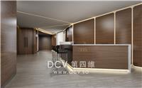 设计师家园-西安现代简约办公空间设计