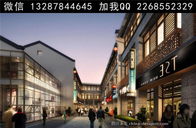 商业街步行街设计案例效果图-室内设计师93的设计师家园-珠宝店,蛋糕图片