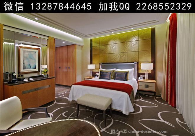 简约宾馆设计效果图