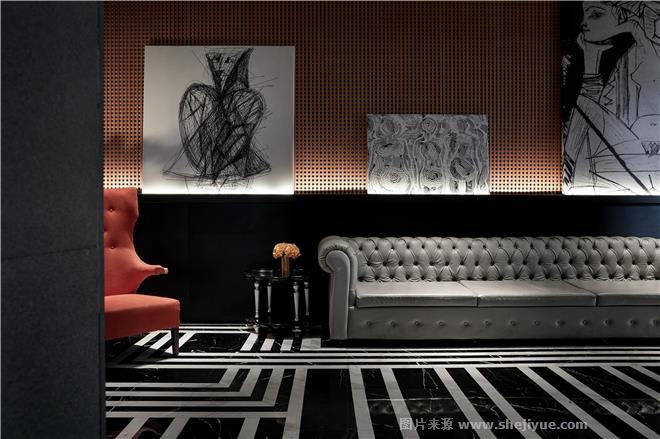 天港漫非酒店机场店-任朝峰的设计师家园-