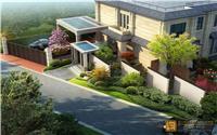 设计师家园-苏州中海独墅岛新中式庭院