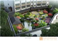 设计师家园-广州佛山家传府邸庭院