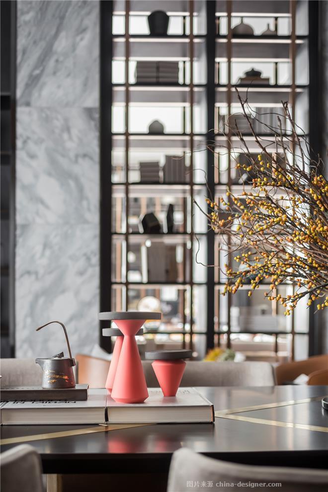 杰恩设计| 姜峰 营销中心设计 江山云著-深圳市杰恩创意设计股份有限公司 的设计师家园-售楼处,其他风格,其他颜色