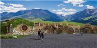 设计师家园-新疆喀拉峻布拉克游客中心