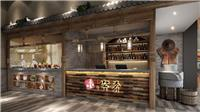 设计师家园-上海新特色餐厅装修案例 上海餐厅装修公司