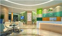 设计师家园-上海最新口腔医院装修设计案例上海设计装修