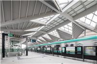 设计师家园-杰恩设计轨交设计作品-青岛地铁13号线